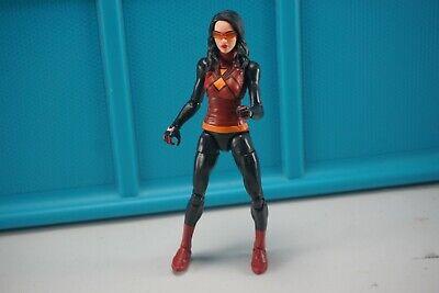 Marvel Legends 6 inch Spider-Woman Action Figure Loose