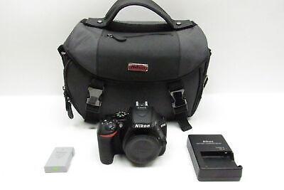 Nikon D5500 Digital SLR Camera - 24.2MP