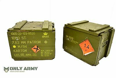 Military Wooden Ammo Boxes Used For Sale On Craigslist Kijiji