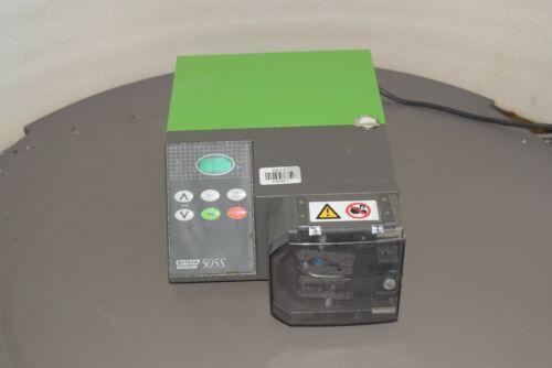 Watson Marlow 505S Peristaltic pump easy load drive head  #209657-AG2