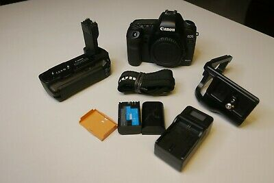 Canon EOS 5D Mark II with Extras