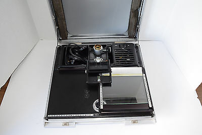 Nice Bell & Howell Commuter Microfiche Reader Series 1318 Avfvz Microfilm Gmc Co