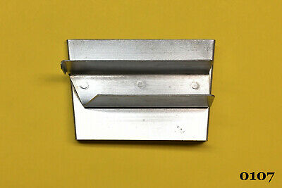 Kingsley Machine - Aluminum 2-line Cooling Tray - Hot Foil Stamping Machine