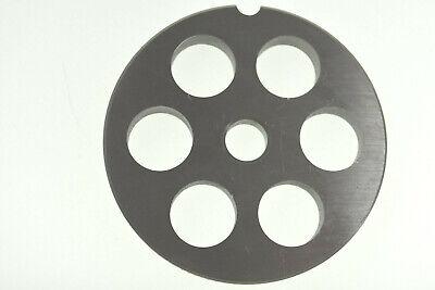 Size 12 X 58 Holes 16 Mm Ss Meat Grinder Plate For Enterprise
