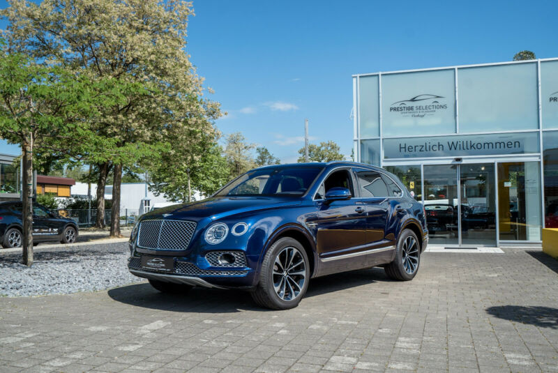 Bentley Bentayga W12 Mulliner/Alles!/Touring/City/Offroa