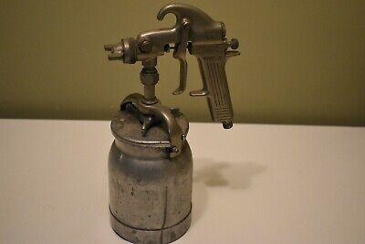 Vintage Binks Model 26 Auto Body Paint Spray Gun Wcup 78sd Nozzle