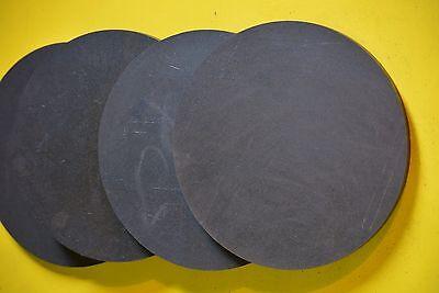 18 .125 Hro Steel Sheet Plate Disc Shaped 3 11 Ga. A36 Round