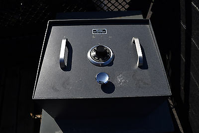 Mosler Wall Money Jewelry Laptop-safe-combo-lock Open Working Drawer Gun Dial