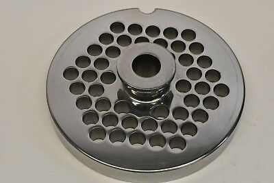 56 X 12 Holes Stainless Meat Grinder Disc Plate For Hobart 4056 Biro Afmg-56