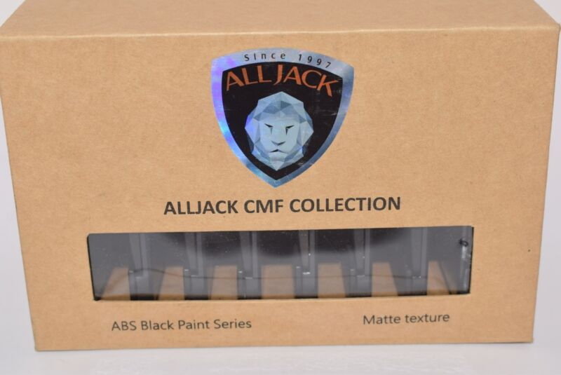 NEW ALLJACK CMF Collection, ABS Black Paint Series, ABS