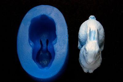 Sugarcraft Silicone Molds Chocolate Animal Mold Fondant Mould Soap Clay Rabbit