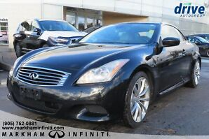 2009 Infiniti G37 Sport Package Navi|Camera|Leather|Sunroof