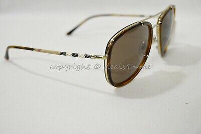 NWT! Burberry 0253 OBE3090Q 58 1167773 Sunglasses / Glares / Eyewear. MSRP (Aviator Glares)
