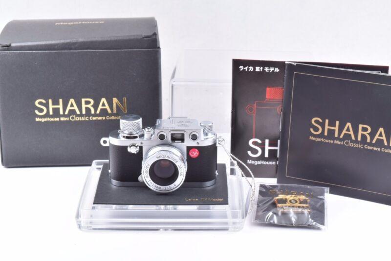 Sharan Leica 3f IIIf MODEL Miniature MINOX Camera Made In