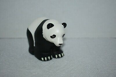 Fisher Price Little People Zoo Talkers Standing Panda Figure (Replacement)