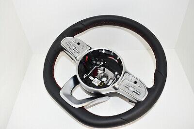 Original Mercedes-Benz Amg Sportpaket Lenkrad rote Ziernähte C257 W177 W205 C238