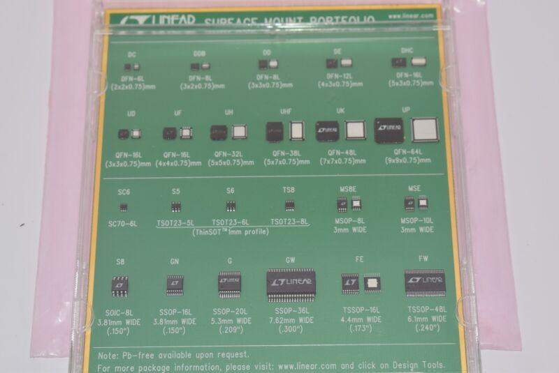 NEW Linear Technology Surface Mount Portfolio Demo Board