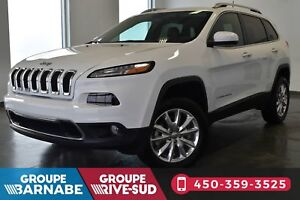 JEEP CHEROKEE LIMITED 2017 V6 4X4 ACTIVE DRIVE II+GROUPE LUXE/TO