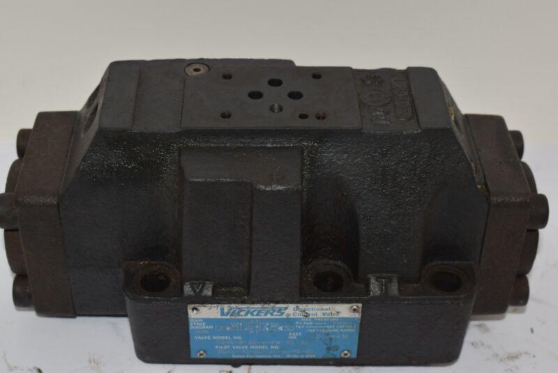 Eaton Vickers DG5S-8-6C-M-FW-B5-30 Hydraulic Directional Control Valve