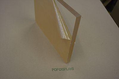 Plexiglass Sheet Acrylic Clear 34 X 48 X 24