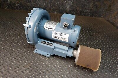 Ametek Rotron Dr303ae72m Regenerative Blower 230460 Vac 3p 55cfm