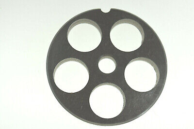 34 20 Mm Stainless Meat Grinder Plate For Lem Size 12 2 34 Diameter