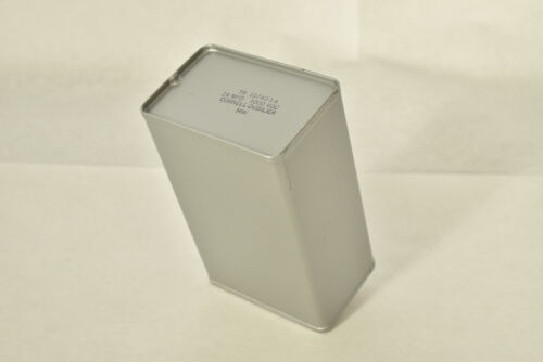 Cornell Dubilier Capacitor 24 MFD 1000 VDC from Western Electric Era NOS