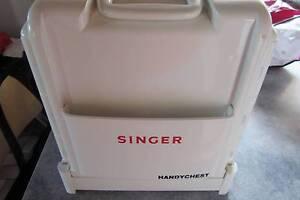 SINGER HANDY CHEST Coolum Beach Noosa Area Preview