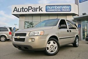 2008 Chevrolet Uplander LS LOW KM|DUAL SLIDING DOORS|