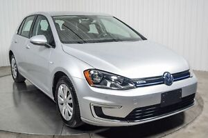 Volkswagen E-Golf e-golf limited navigation 2015