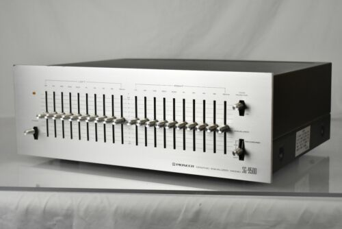 Vintage Pioneer SG-9500 Audiophile Stereo Graphic Equalizer Japan