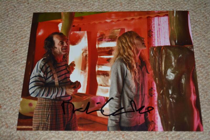"""MARTIN WUTTKE signed In Person autograph 8x10 (20x25 cm) HANNA """"Knepfler"""""""
