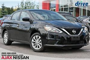 2018 Nissan Sentra 1.8 SV HEATED SEATS * MOONROOF