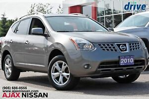 2010 Nissan Rogue SL SL AWD * SAFETY/EMISSION INCLUDED