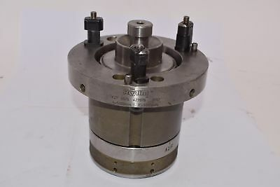 Rohm Cnc Power Chuck Clamp Kzf 606 Hardinge 12 B60 Index