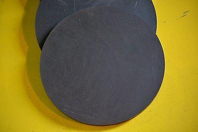 18 .125 Hro Steel Sheet Plate Disc Shaped 6 11 Ga. A36 Round