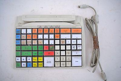 PREH MC 84 Kassentastatur SL 250 programmierbar  MC 84 WX C1N06M3