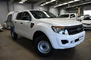 2014 Ford Ranger XL PX Auto 4x4 Double Cab, Ex Government! Virginia Brisbane North East Preview