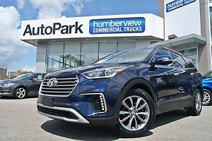 2017 Hyundai Santa Fe XL Premium REAR CAM|7-PASS|LOW KM|