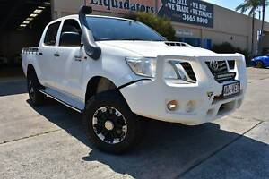 2014 Toyota Hilux SR Automatic Ute Virginia Brisbane North East Preview