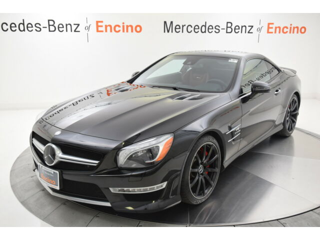 Image 1 of Mercedes-Benz: SL-Class…