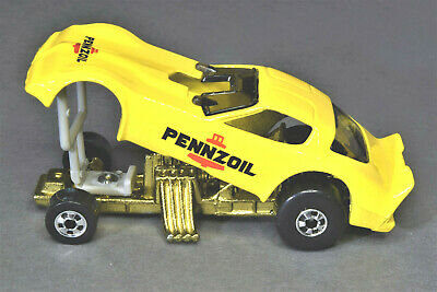 Vintage Hot Wheels Pennzoil Firebird Funny Car.