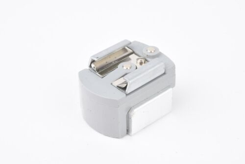 EXC++ FOR NIKON F2 ISE FLASH SHOE COUPLER, VERY CLEAN