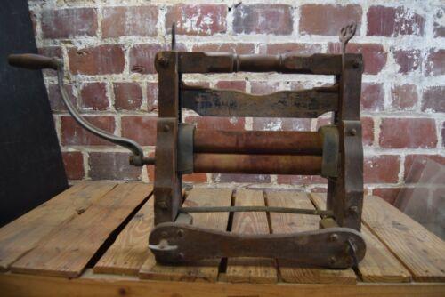 Antique Anchor Brand Laundry Wringer Dryer