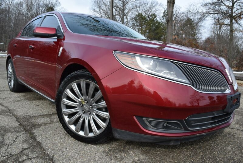Image 1 Voiture Américaine d'occasion Lincoln MKS 2015