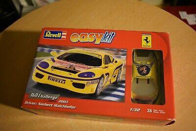 """Revell Model Kit 360 Challenge 2003 Norbert Walchhofer """"Easy"""" Kit NEW IN BOX"""