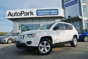 2011 Jeep Compass Sport/North BLUETOOTH|CRUISE|LOW KM