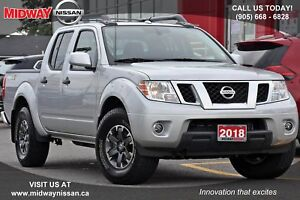 2018 Nissan Frontier PRO-4X Pro4x - Bluetooth|Navigation|Back...