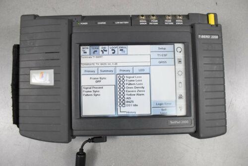 Acterna T-Berd 2209 Testpad