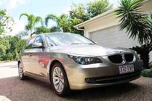 For sale!! 2008 BMW 520d Idalia Townsville City Preview